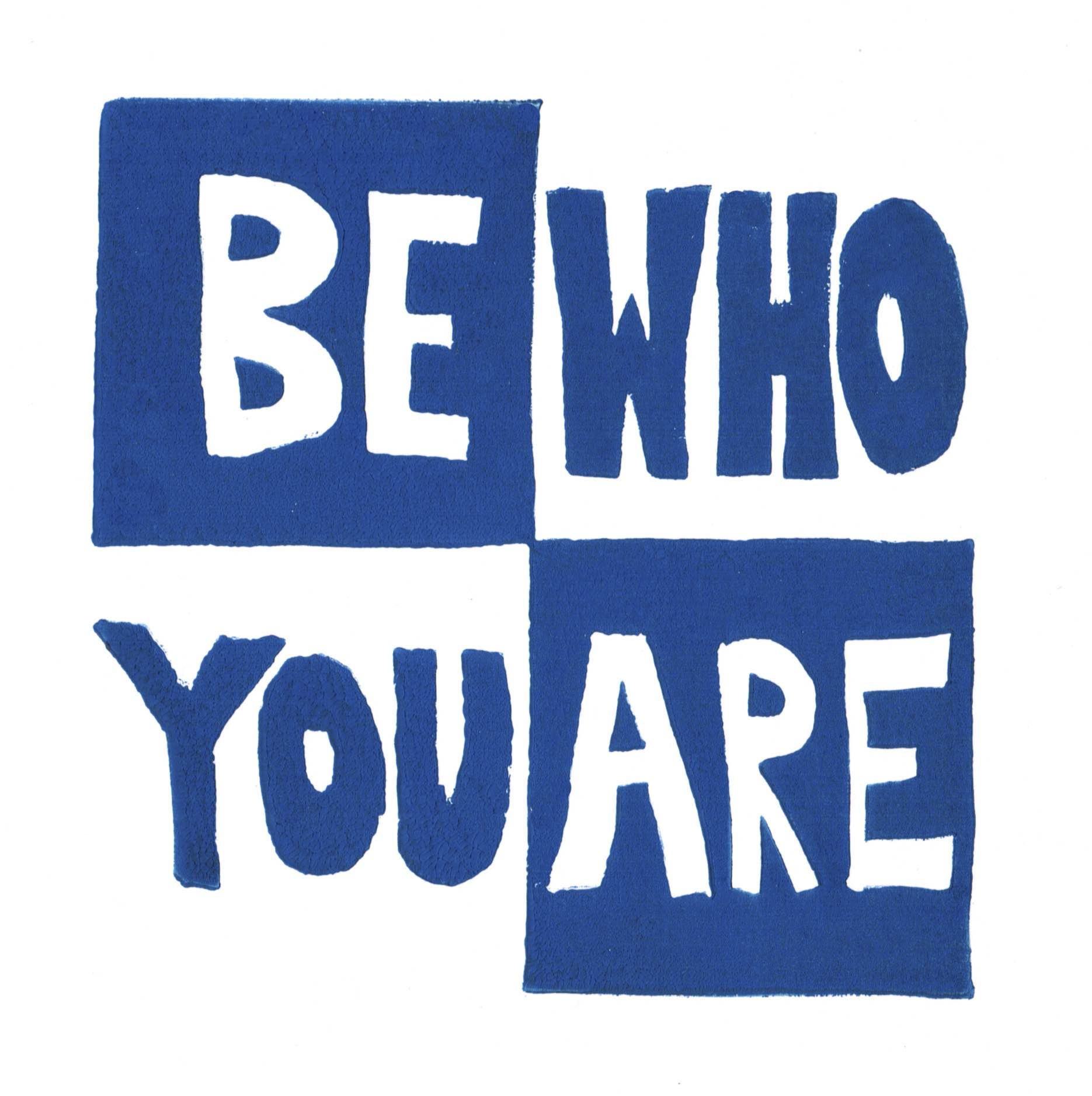 Thumbnail for the post titled: Be Who You Are
