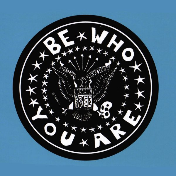 Be Who You Are Album Cover