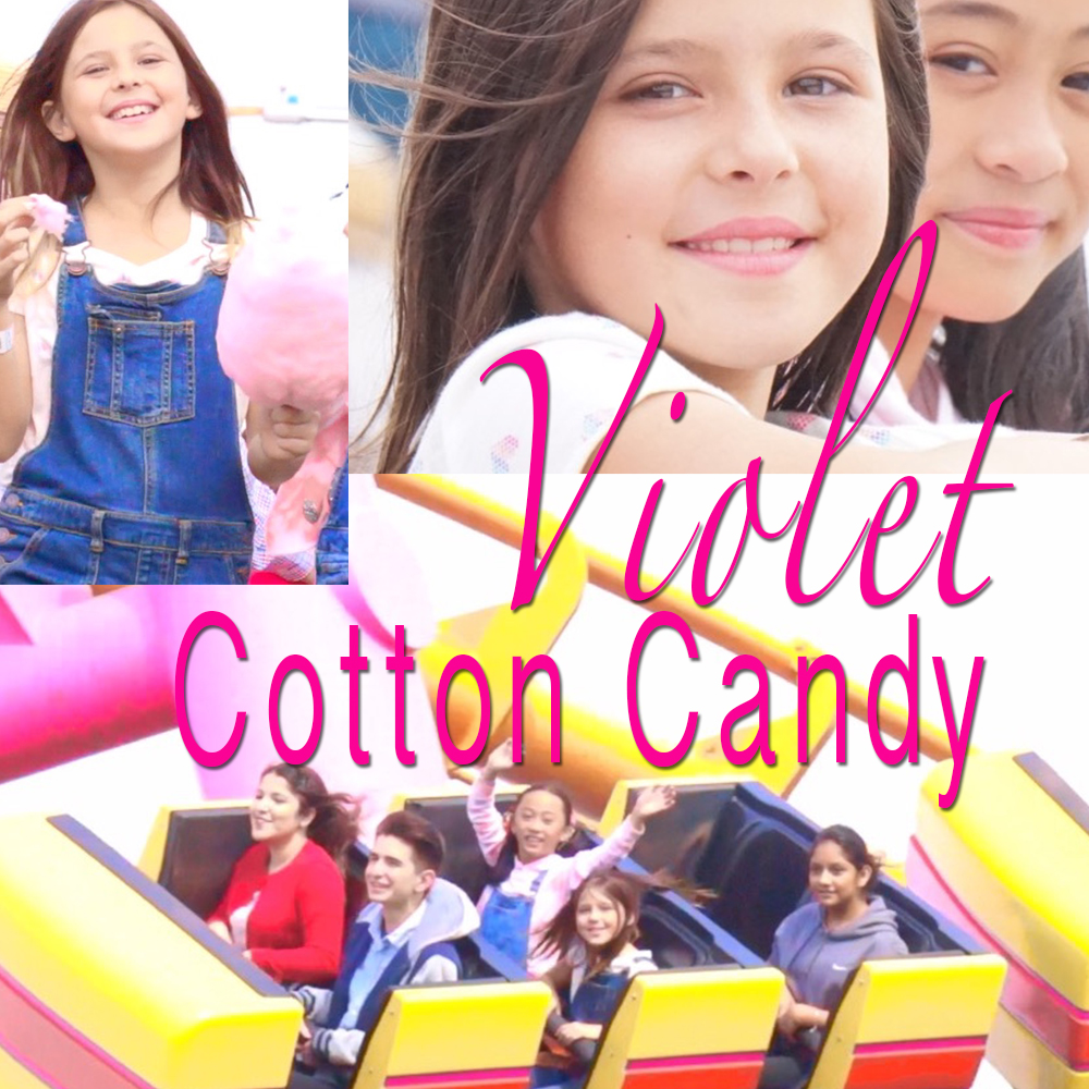 Thumbnail for the post titled: Violet Duguay – Cotton Candy