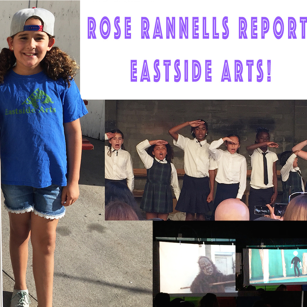 Thumbnail for the post titled: Eastside Arts!