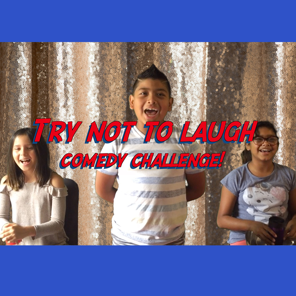 Thumbnail for the post titled: Try Not To Laugh Comedy Challenge