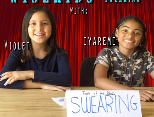 WISEKIDS – Kids Talk About Swearing