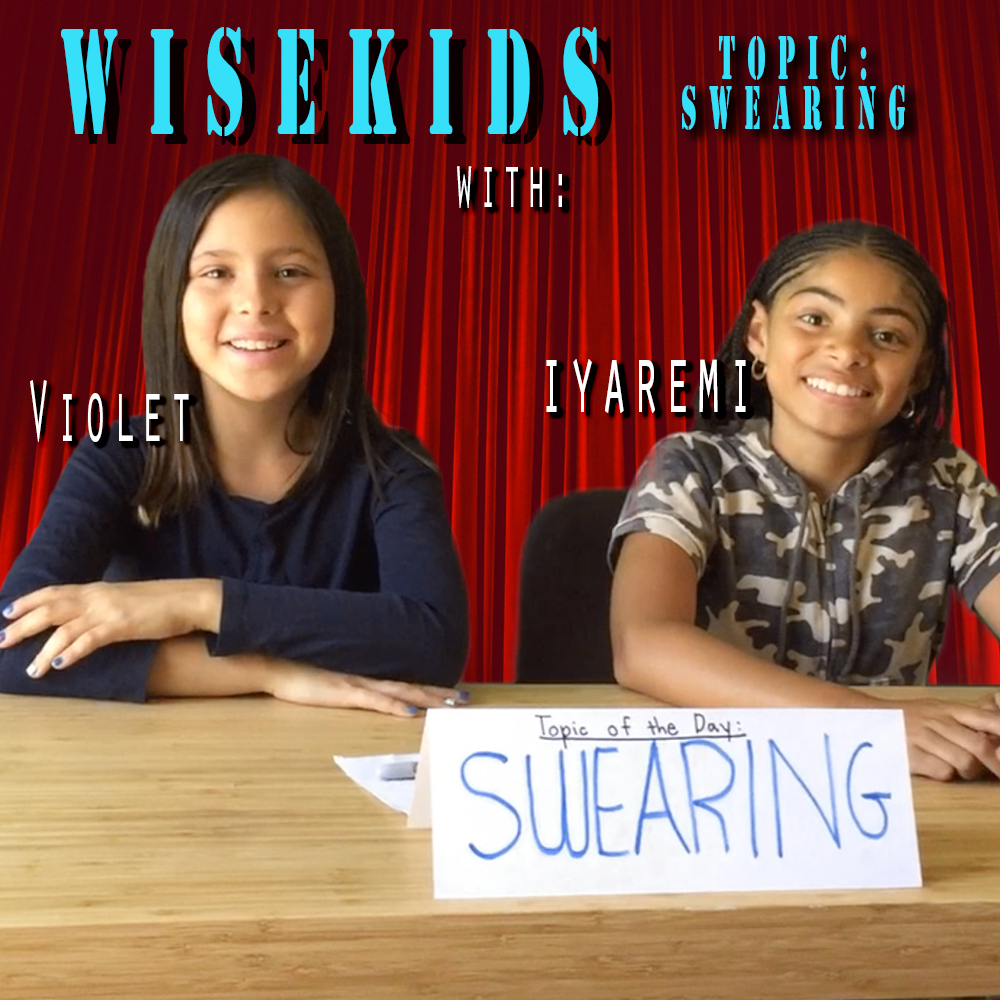 Thumbnail for the post titled: WISEKIDS – Kids Talk About Swearing