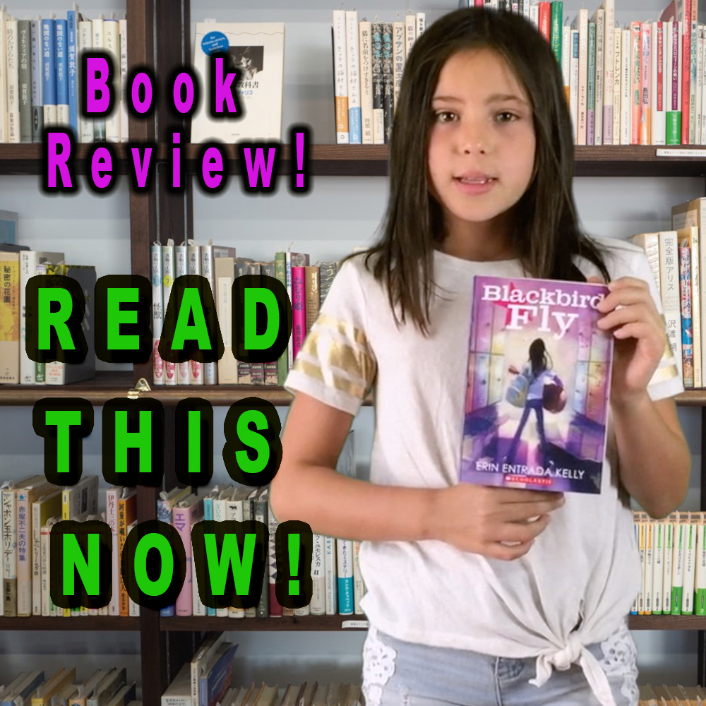 Thumbnail for the post titled: Book Review: Blackbird Fly by Erin Entrada Kelly