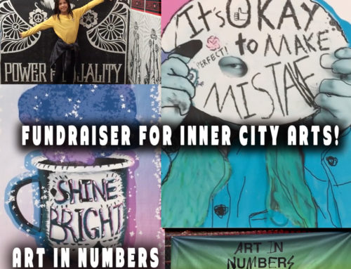 Art in Numbers For Inner City Arts
