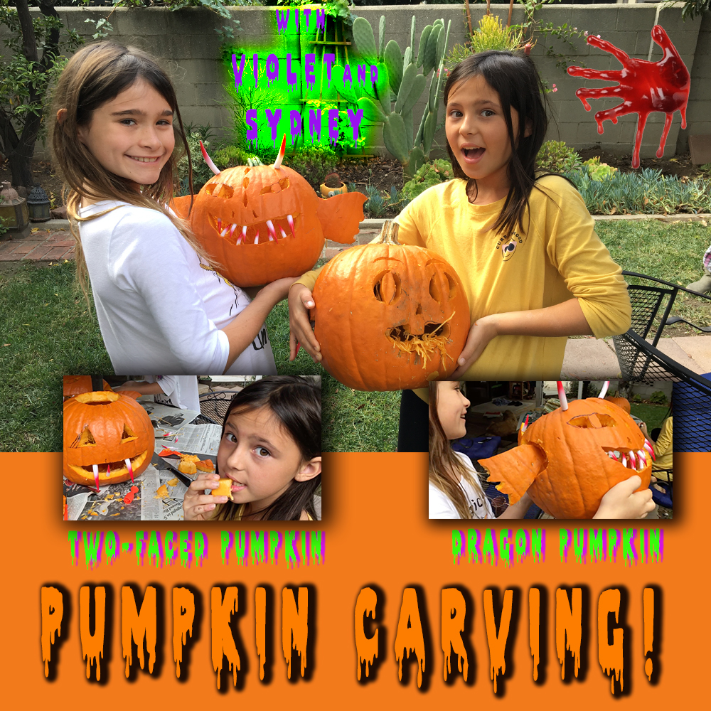 Thumbnail for the post titled: Pumpkin Carving!