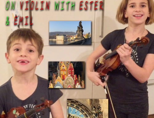 Czech Christmas Carol on Violin