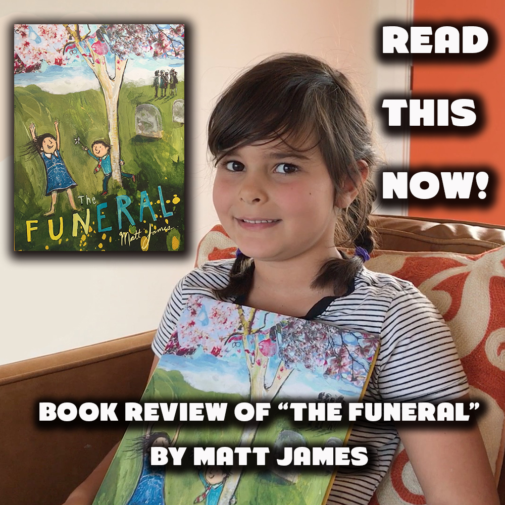 Thumbnail for the post titled: Book Review – The Funeral by Matt James