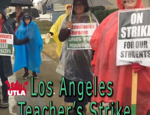 Los Angeles Teacher's Strike